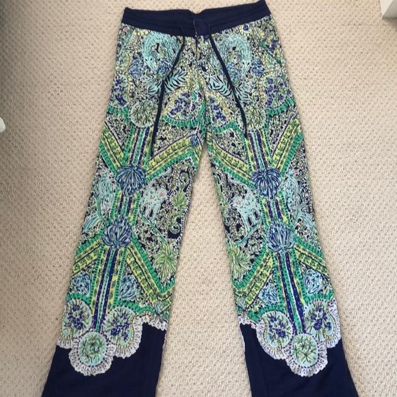 Lilly Pulitzer Pants - Lilly Pulitzer printed pants